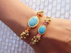 Mother and daughter matching bracelets mother by Handemadeit, $17.90