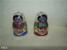 Kostroma Silver *Matrioshka*