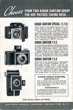 Antique Cameras, Old Cameras, Vintage Cameras, History Of Photography, Camera Photography, Vintage Photography, Vintage Advertisements, Vintage Ads, Vintage Photos