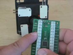 How To Make A MAME Control Panel for your Arcade Cabinet  http://www.youtube.com/user/moomert1