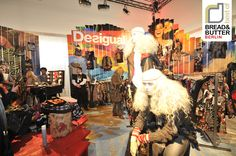 Bread & Butter Berlin 2012 – DESIGUAL exhibit design