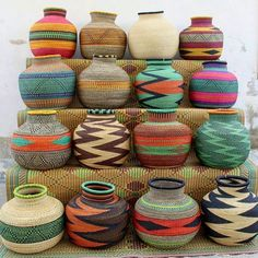Tree Baskets: Ethically sourced hand woven and of the highest quality from . Baba Tree Baskets: Ethically sourced hand woven and of the highest quality from .Baba Tree Baskets: Ethically sourced hand woven and of the highest quality from . Basket Weaving, Hand Weaving, Woven Baskets, Wire Basket, Pottery Painting Designs, African Home Decor, African Interior, Bottle Art, Diy Crafts To Sell