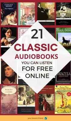 21 of The Best Free Audiobooks You Have to Listen in 2020 Books To Read In Your 20s, Books Everyone Should Read, Classic Literature, Classic Books, The Modern Prometheus, Best Audiobooks, Free Books, Free Audio Books, Reading Challenge