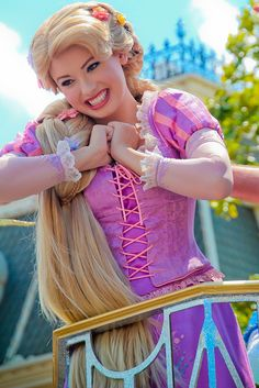 Rapunzel by abelle2, via Flickr