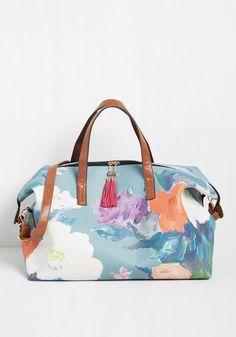 Let's Get Realism Weekend Bag, #ModCloth