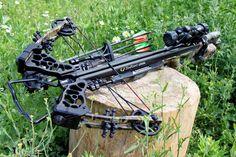 Ten Point Vapor crossbow
