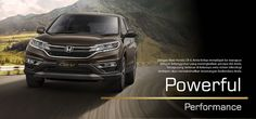 Honda The Power Of Dreams: CR-V