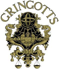 Gringotts Sign