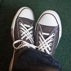 Creative Ways to Lace Up Your Shoes!