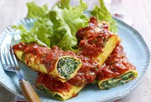 Baked cannelloni – Recipes – Slimming World