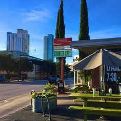 6) Counter Cafe - Austin, 626 N. Lamar Blvd and 1914 E 6th St