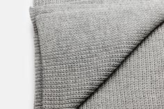 Creative Textile, Aiayu, Havana, Throw, and Line image ideas & inspiration on Designspiration Go Master, Line Images, Creative Textiles, Scandinavian Design, Havana, Blanket, Knitting, Inspiration, Bathroom