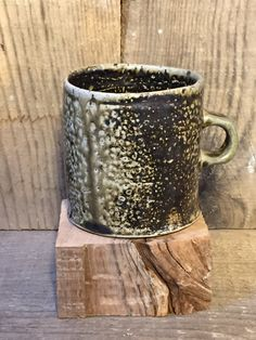 Mug dipped in Native Clay slip from Minnesota. JDJorgenson Pottery