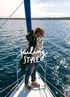 Sailing  Style     The Fresh Exchange