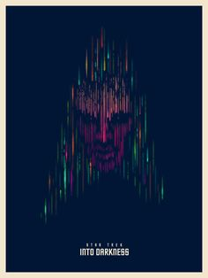 Poster Posse Project #2 STAR TREK INTO DARKNESS