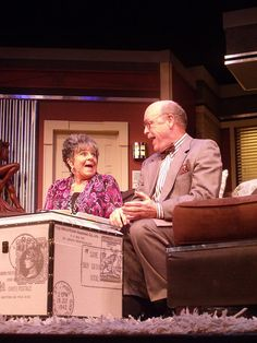 Old Goats in Love at Bay Street Players - the play is SOCIAL SECURITY