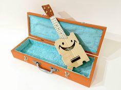 Cheezy Ukulele Mini Sycamore Tulipwood x'mas Special with Original Hard Case   eBay