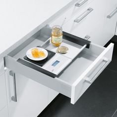 Simple Clever Kitchen Drawer Solutions Accessories by Sch ller offer a great flexibility to