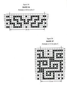 Mosaic Knitting Barbara G. Walker (Lenivii gakkard) Mosaic Knitting Barbara G. Walker (Lenivii gakkard) #153