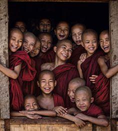 Boys of Myanmar