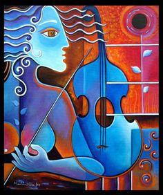 marlina vera paintings - Google Search