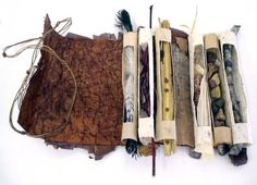 Bookbinding • foraging • artist's book