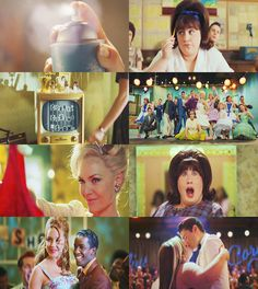 Hairspray one of my favorite movies Best Moments Quotes, Movies Showing, Movies And Tv Shows, Love Movie, Movie Tv, Disney Channel, Hairspray Musical, Michael In The Bathroom, Rocky Horror Picture