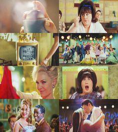 Hairspray such a cute movie