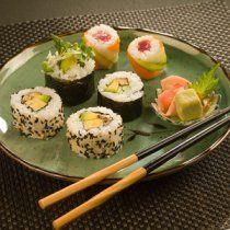 Receta de Sushi de Camarón