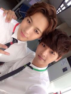 VIXX | N and HongBin on N's Birthday