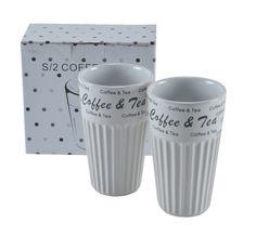 Koffie en thee mokken