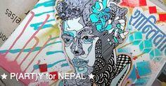 A/BARENESS Giving Back, Slow Fashion, Nepal, Street Art, Handmade Jewelry, Wool, Chic, Shabby Chic, Elegant