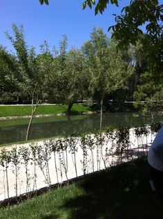 Kanlıkavak Parkı - Eskişehir'de Park