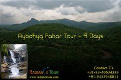 Ayodhya Pahar Tour - 4 Days http://radiancetour.com/tour-detail/63/ayodhya-pahar-tour---4-days