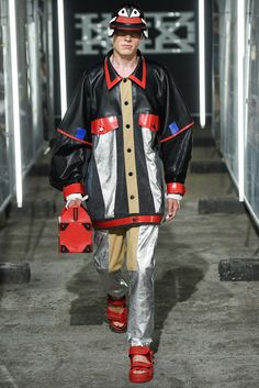 KTZ Spring 2016 Menswear - Collection - Gallery - Style.com