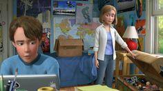 The True Identity of Andy's Mom from Toy Story Is the Best Thing Ever