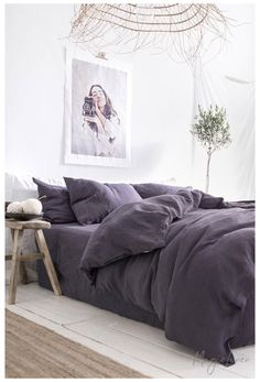 Bed Linen Sets, Linen Duvet, Duvet Bedding, Duvet Sets, Duvet Cover Sets, Duvet Covers Queen, Purple Duvet, Purple Bedding Sets, Luxury Bedding Sets