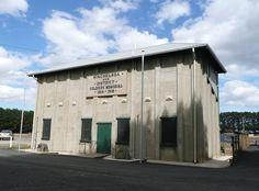 MEMORIAL GRANDSTAND AND GATES SOHE 2008