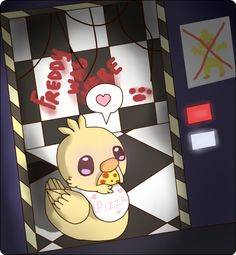 Five Nights at Freddy's Want some Pizza?