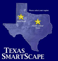 Welcome to SmartScape Texas  Texas SmartScape® is an interactive how-to-guide that teaches concepts of landscaping with native and adapted plants. This program will show you how to conserve water, protect the environment, and beautify your home.