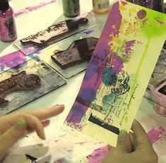 Art Journaling | Scrapbooking Video Tutorial