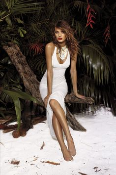 Bregje Heinen for Andres Sarda Preview Collection SS 2013