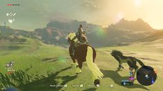 Nintendo made a fascinating behind-the-scenes video series about the great new 'Zelda' game  watch it here #Correctrade #Trading #News
