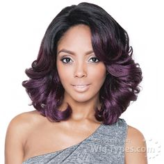 Isis Red Carpet Synthetic Hair Lace Front Wig - Rcp744 BISOLA TOUSLE - WigTypes.com