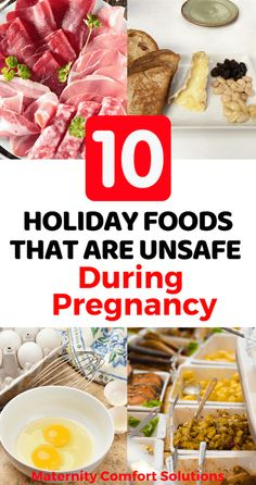 Holiday Foods That Are Unsafe During Pregnancy. It's not only the type of food, but how it is processed or stored; foods that are unsafe during pregnancy. First Pregnancy, Pregnancy Workout, Pregnancy Tips, Holiday Foods, Holiday Recipes, Morning Sickness Relief, Tips For Pregnant Women, Different Parenting Styles, Diet While Pregnant