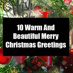10 animated merry christmas greetings and wishes for the precious holiday season. Christmas Morning Quotes, Merry Christmas Greetings, Christmas Scenes, Facebook Image, The Creator, Animation, Warm, Beautiful, Christmas Scene Setters