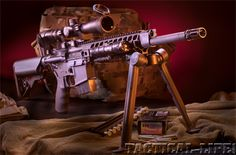 Inside the Tactical Weapons March 2013 issue...CONVERTED 6.8 DEFENDER: LMT CQB MRP 5.56 gas- and piston-powered 6.8 SPC rifles shoot it out in the Simi Valley!     if you like this pin, please share it.