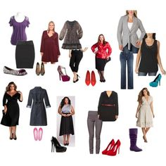 Plus Size Outfit Ideas Pinterest | Plus-Sized Personality outfit ideas.