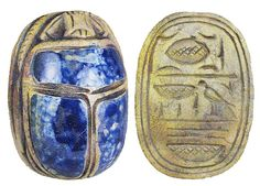 Ancient Egyptian Artifacts | Go Big': Ancient Egyptian artifacts brown scarab 1570 - 1342 BC