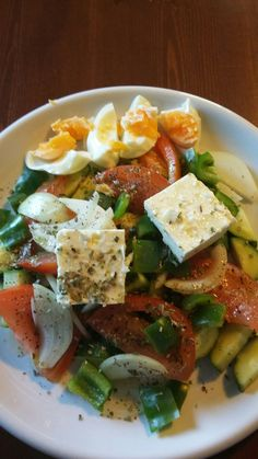 Greece Salade